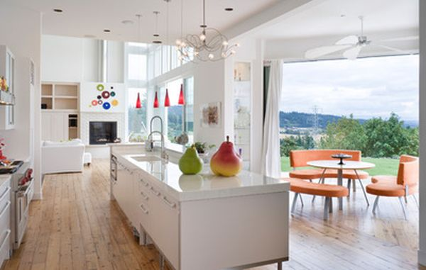 Green Kitchens (2)