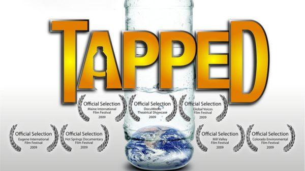 tapped