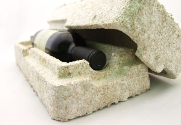 Mushroom Based Styrofoam