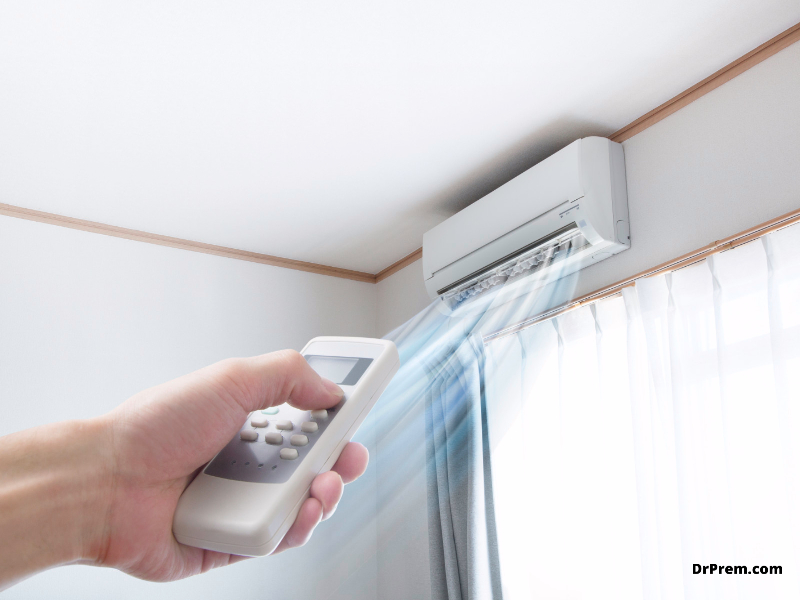 Energy efficient ACs