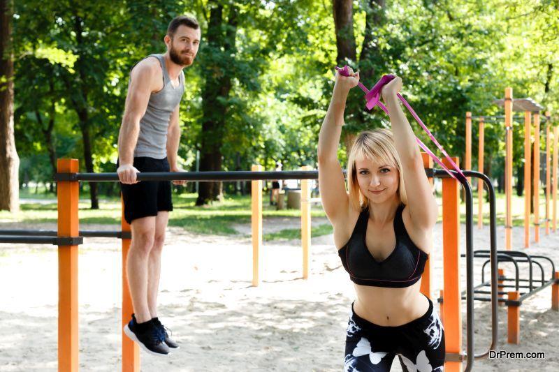 Training-Outdoors
