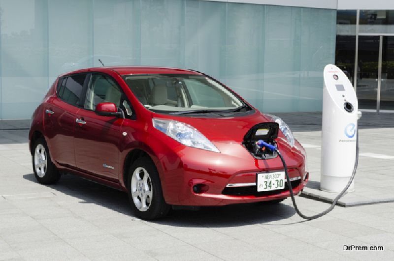 Electric Cars Might Not Be As Green As You Think