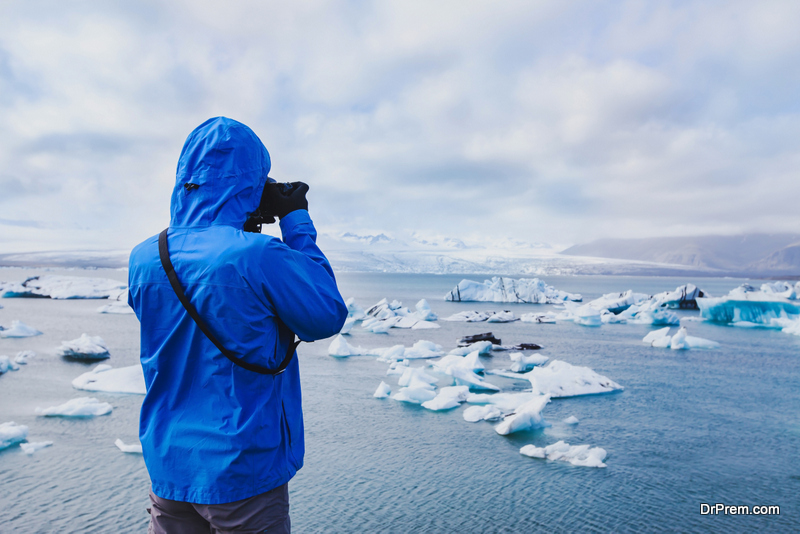 Arctic tourism a threat to the environment