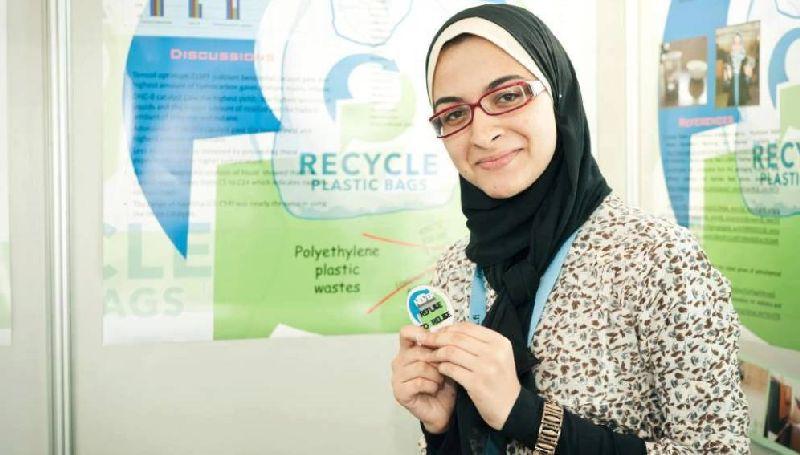 Plastic to bio-fuel