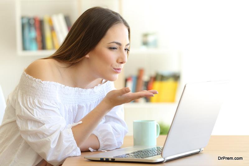 green online dating