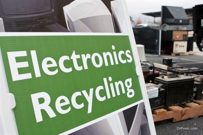 Recycle Electronic Components
