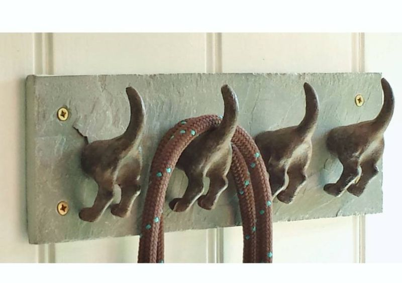 Animal themed coat rack