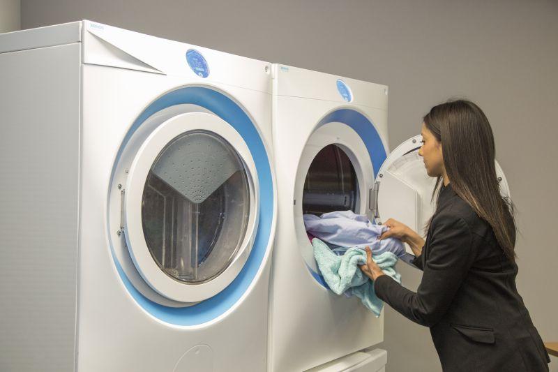 Xeros Machine for washing
