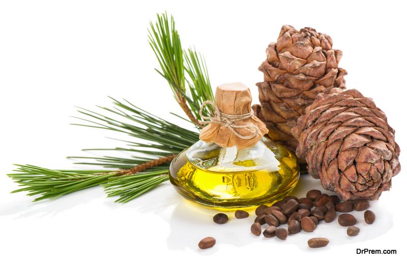Cedarwood-oil