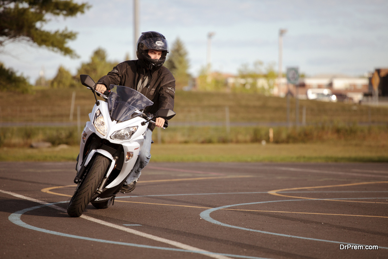 Motorcycle Permit Test