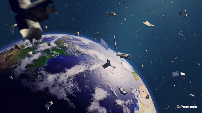The space junk problem