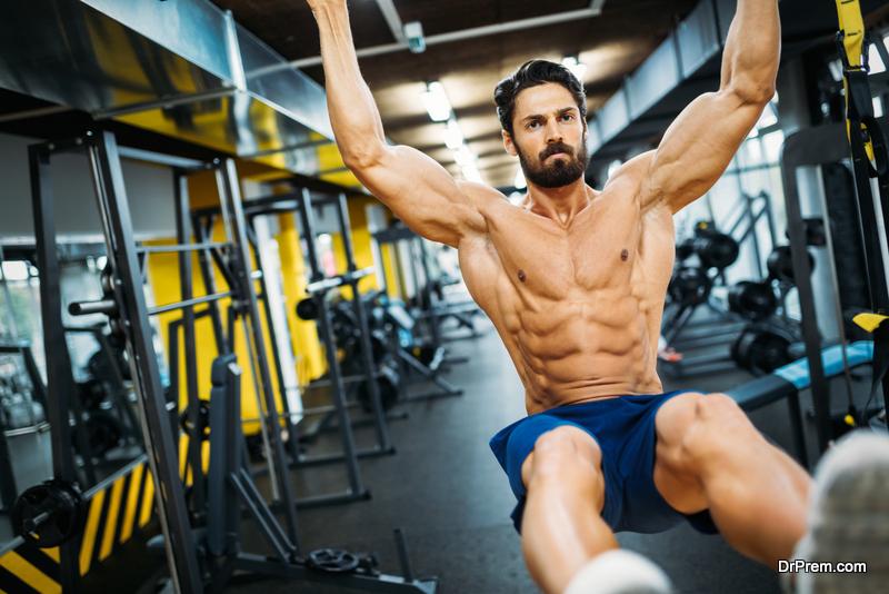 Enroll in a gym
