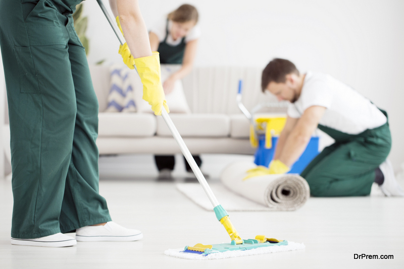 Switch to Green Cleaning