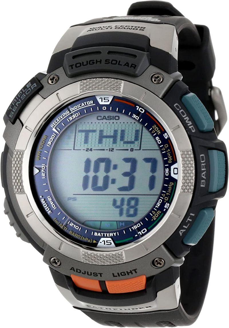 Casio Men's PAW1100-1V Pathfinder Watch