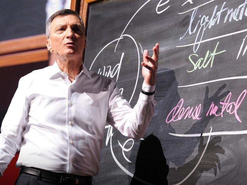 Sadoway's TED presentation