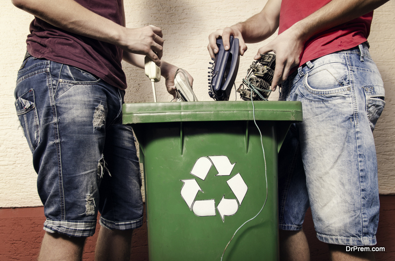 minimize your E- waste