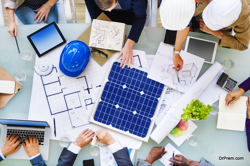 solar energy, workplace