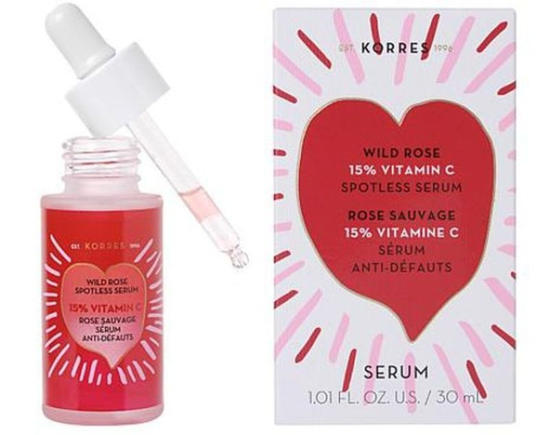 Vitamin C brightening bi-phase serum