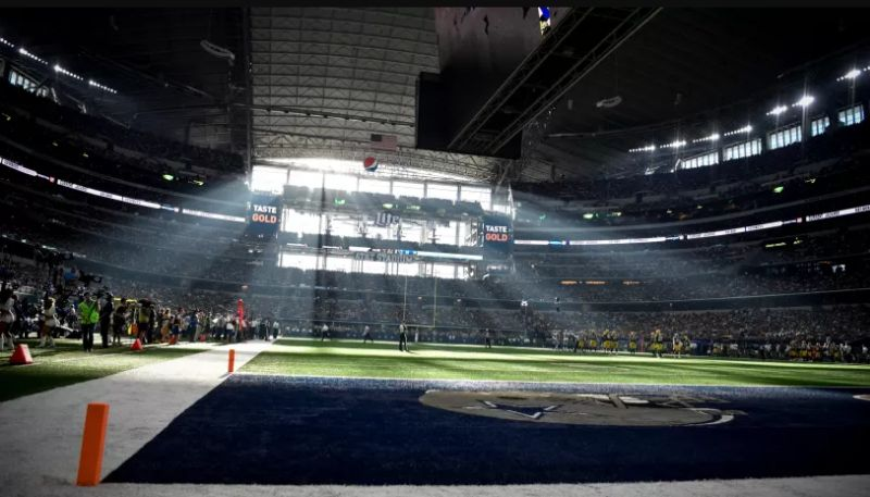 Cowboys' Stadium