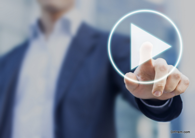 Have screenings of interactive videos