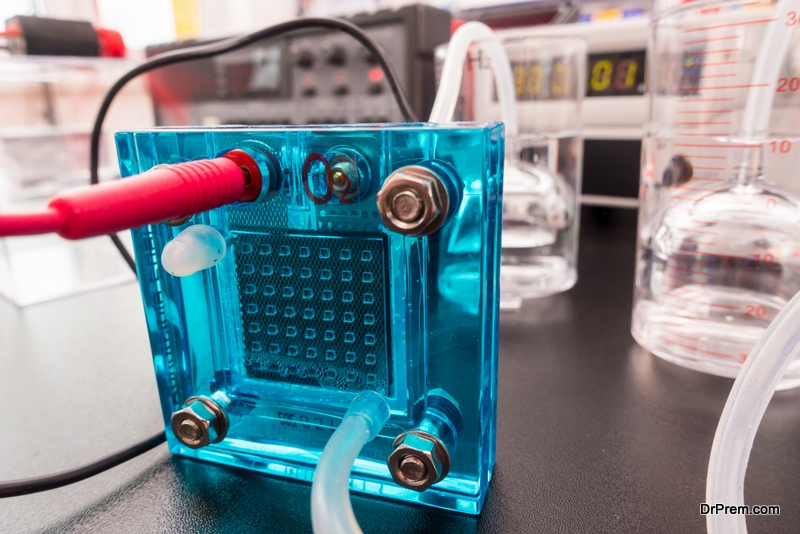 Hydrogen generated from water is sustainable