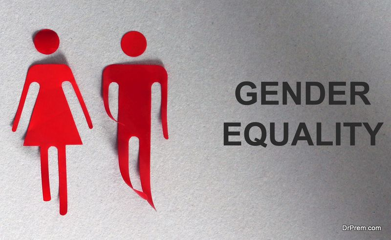gender equality important for sustainable development
