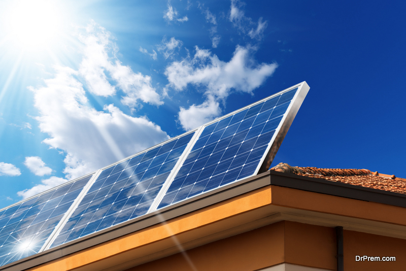 Solar Energy for Interior Lighting