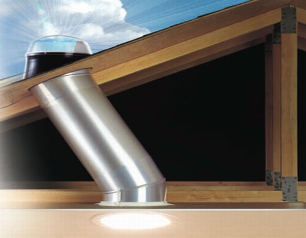 Solar light pipes designed to conserve energy