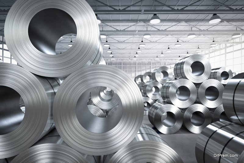 galvanizing STEEL