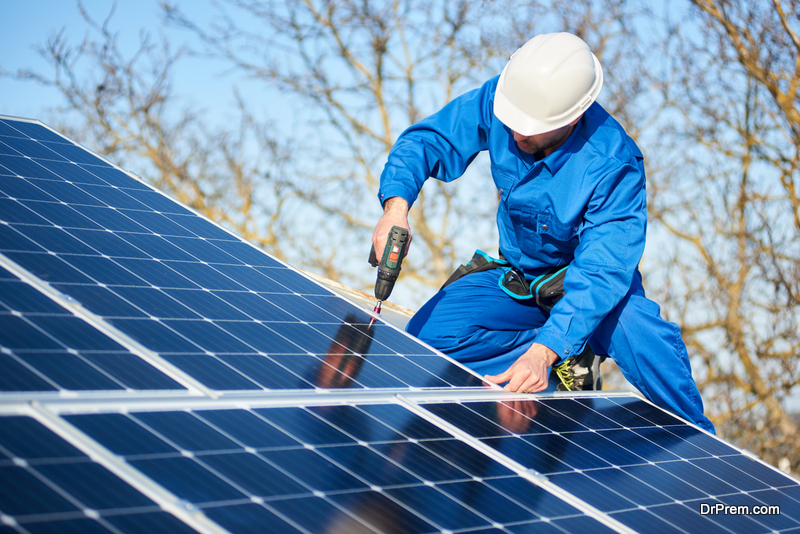cost of installing a solar power system