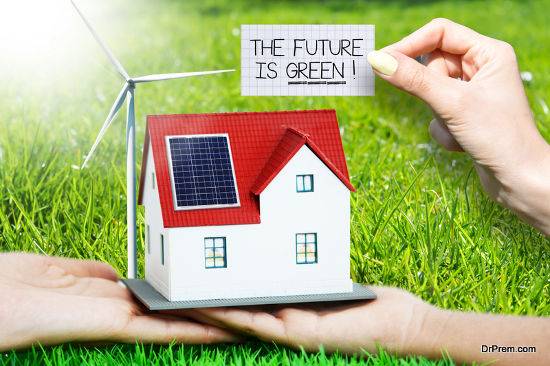 future of eco-friendly houses