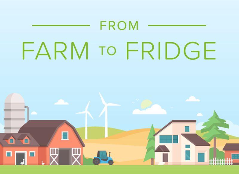 From Farm to Fridge