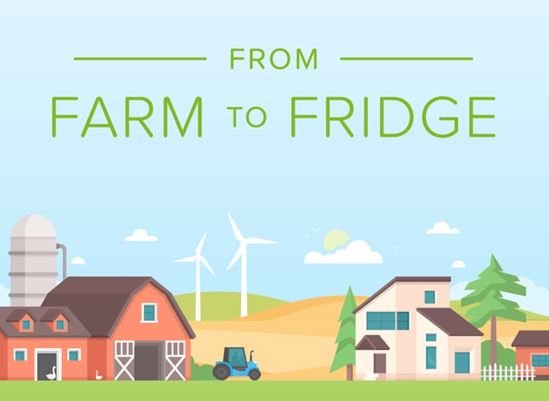 From Farm to Fridge