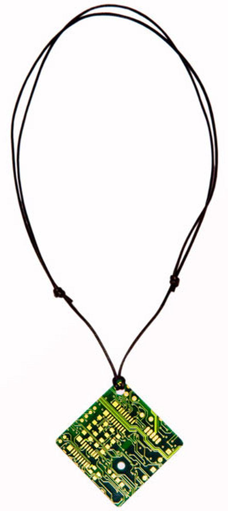 PCB jewelry