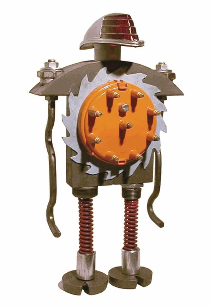 Benette robot works Gordon Bennett