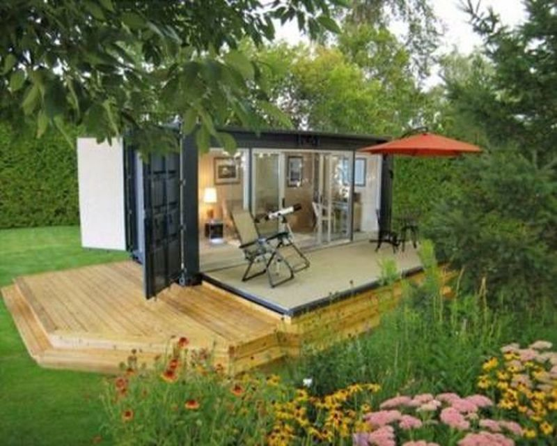 Ecopod - The Shipping Container Home