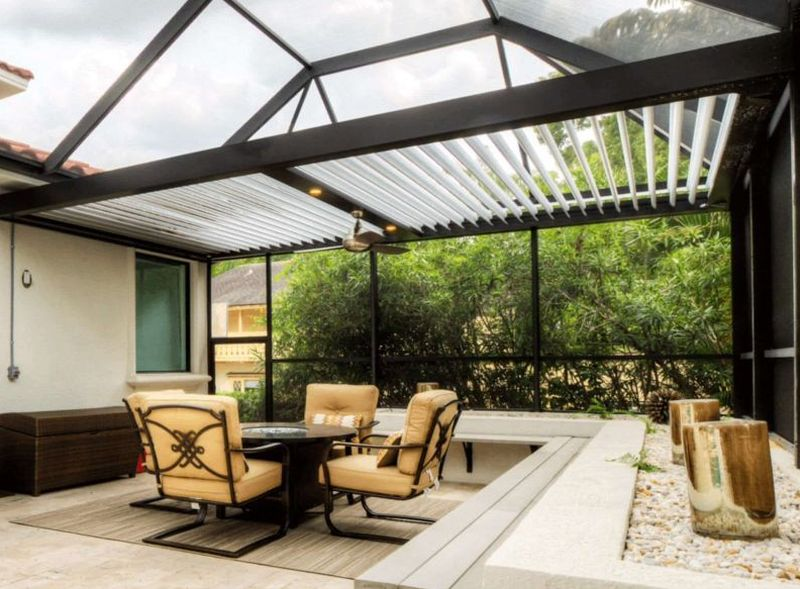LOUVERED ROOF SYSTEMS (2)