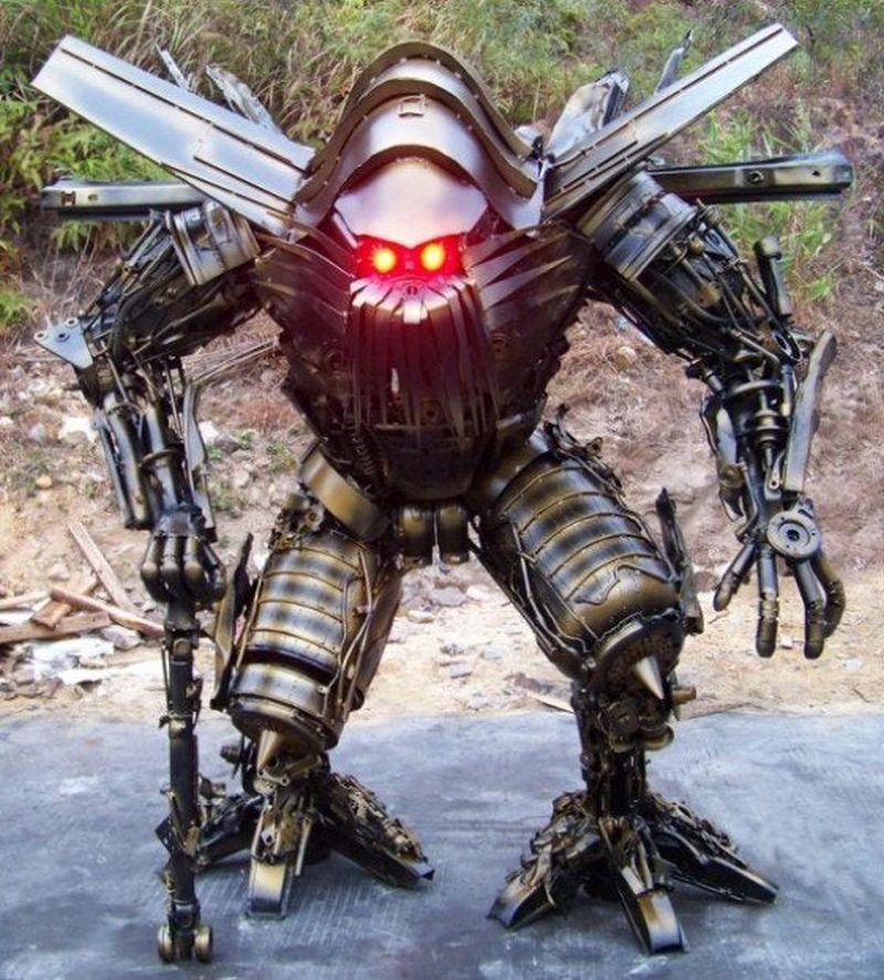 Transformers by Yang Junlin