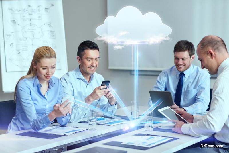 a virtual team