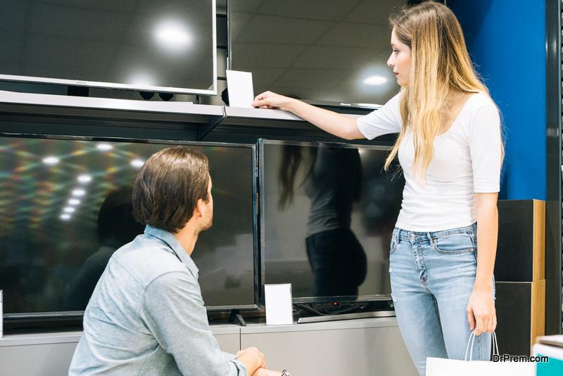 Focus on energy-efficient appliances