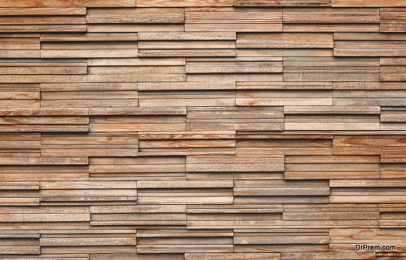 Wood is the new 'concrete'