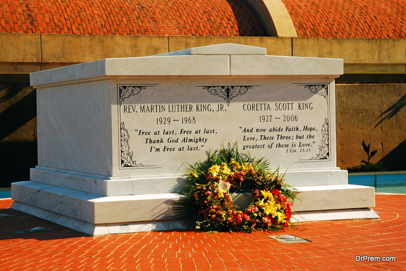 Martin Luther King, Jr. National Memorable Site