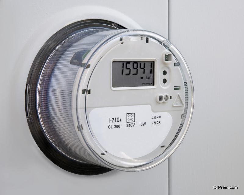 install energy meters