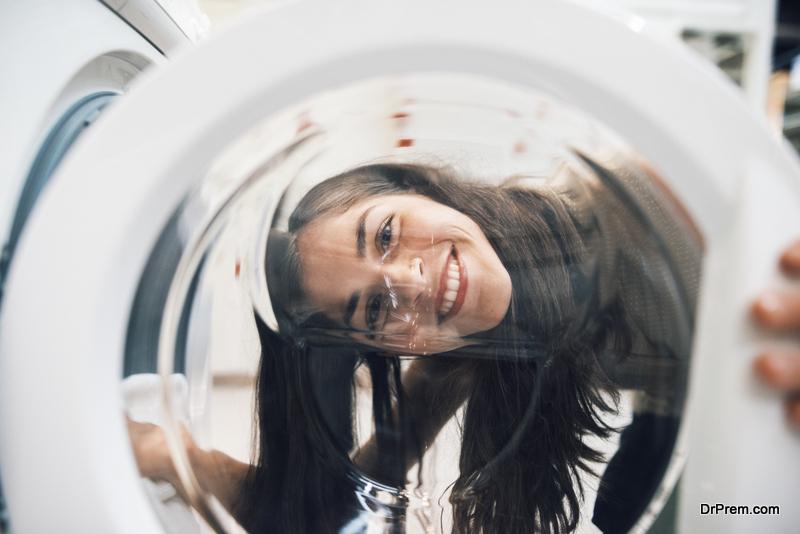 A Rented Washing Machine