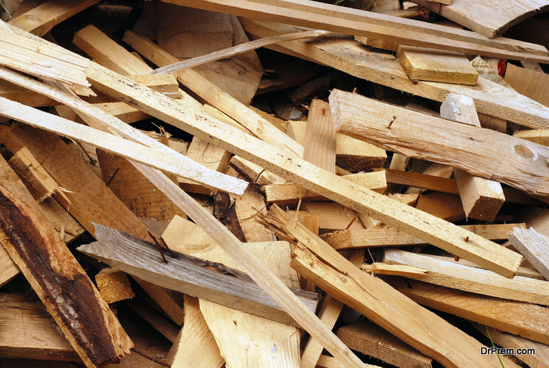 global demand for timber