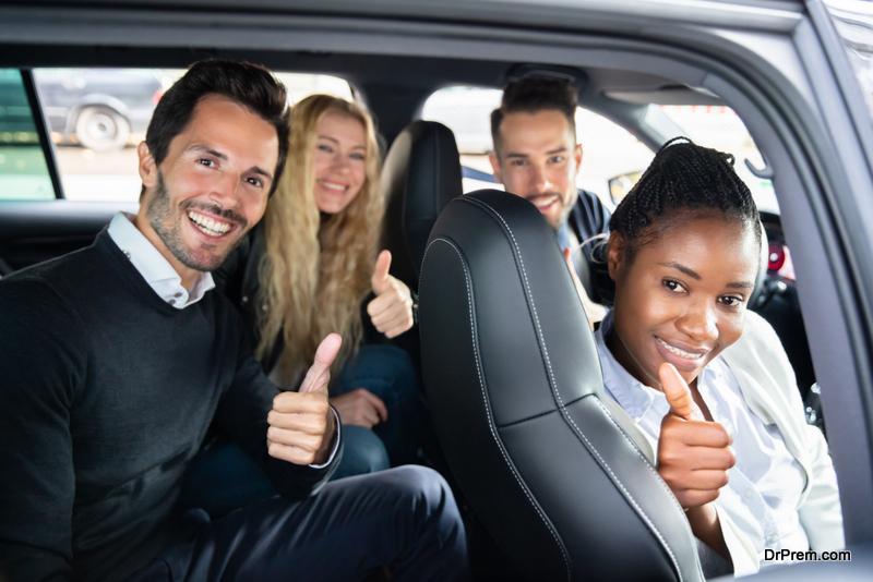 Start-A-Carpool