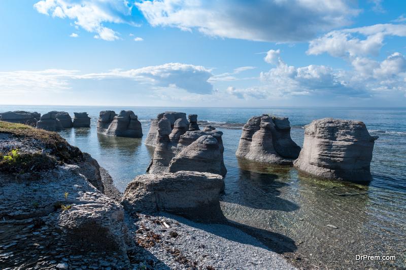 Mingan Archipelago National Park,Quebec