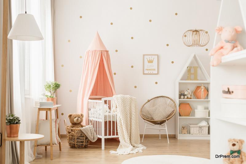 Nursery Room Decoration