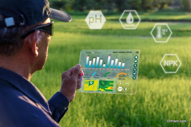 future of farming technology