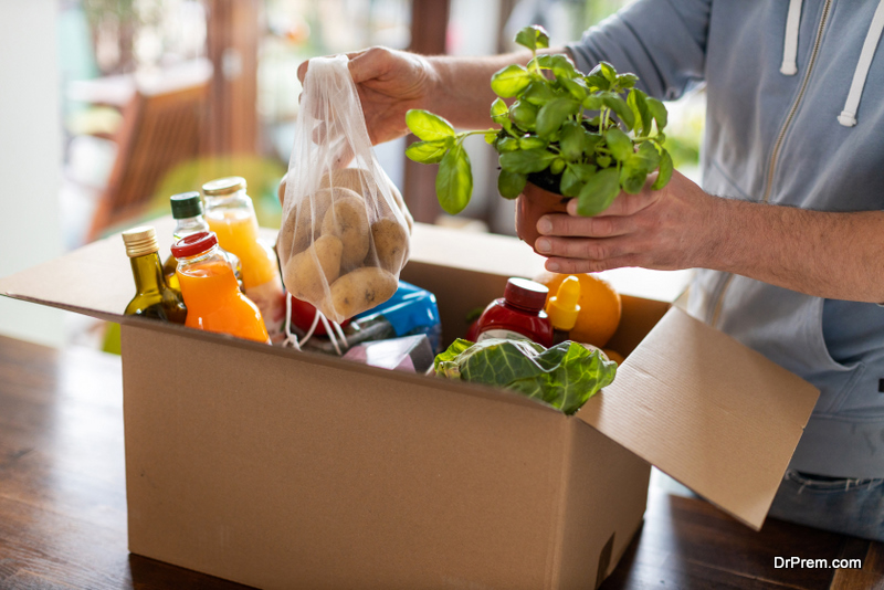 Meal Kit Deliveries Are Changing the Future